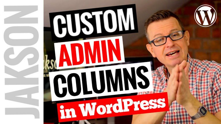 Admin Columns WordPress Plugin – Custom Columns for Post Lists