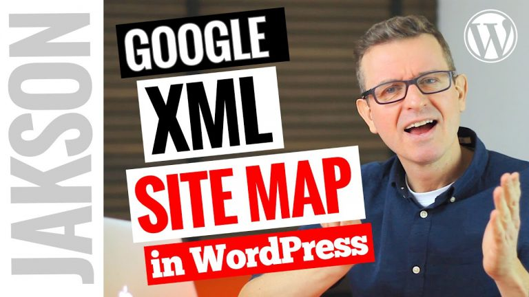 How to add an XML Site Map to WordPress
