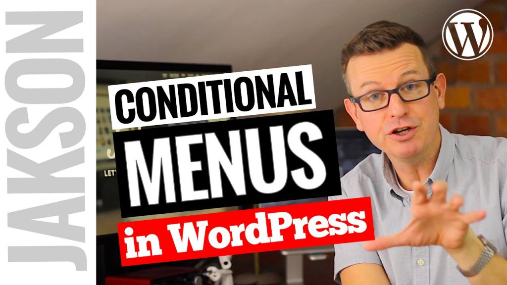 Page Specific Menus – Conditional Menus WordPress Tutorial