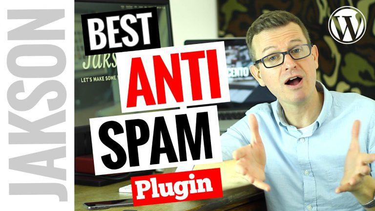 The Best WordPress Anti Spam Plugin